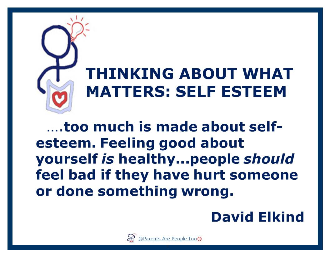 How to Build Healthy Self-Esteem in Children