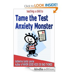 An eBook about test anxiety, but with exercises to help all who struggle with anxiety.