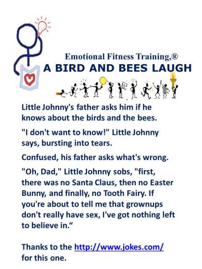 Birds and Bees Joke